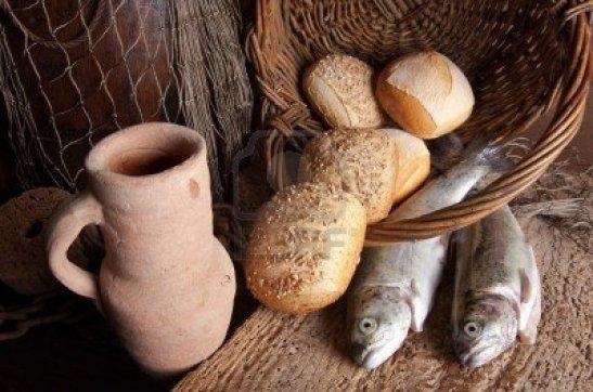 2 fish 5 loaves