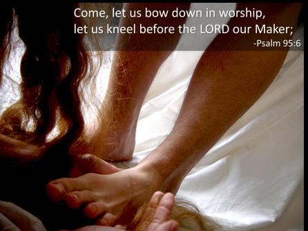 Psalm 95 6
